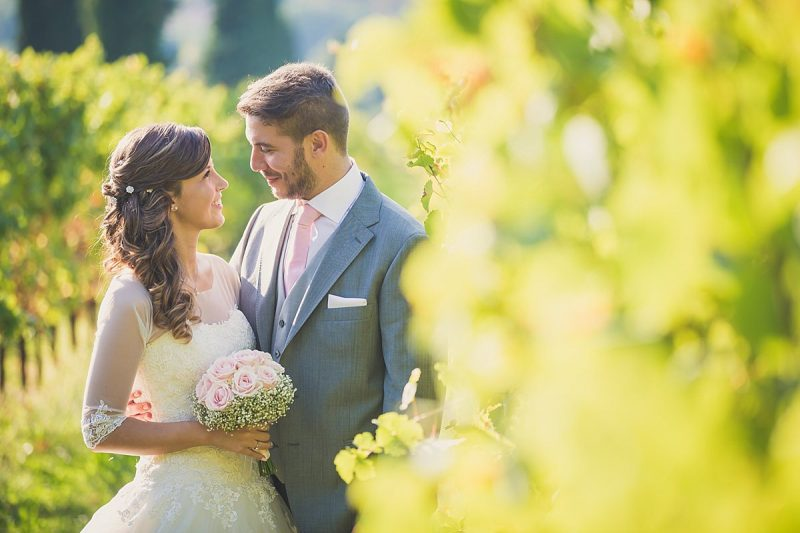 Elisa e Luigi Fotografo di Matrimonio a Castelvecchio Sagrado