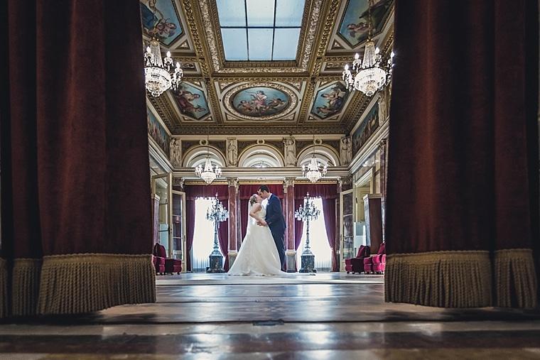 I+M – Fotografo Matrimonio Natalizio a Trieste