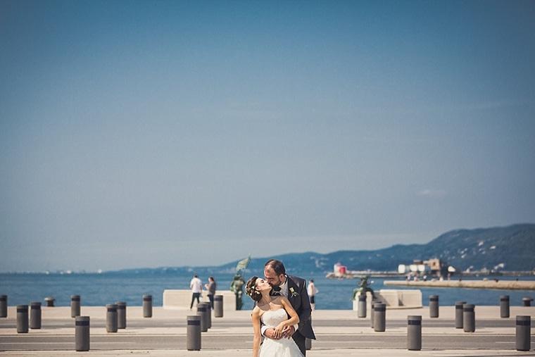 Fotografo Matrimonio Trieste Hostaria ai Pini