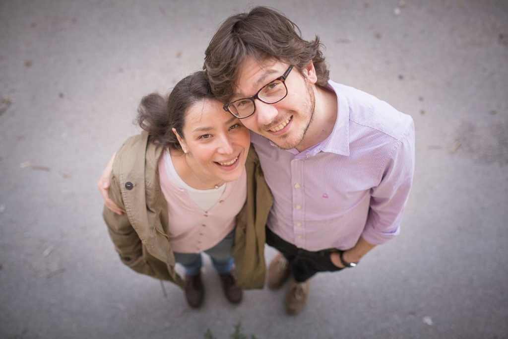 Elisa e Luigi Servizio Fotografico Fidanzati Trieste