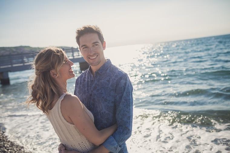 Cristina e Marco Servizio Fotografico Prematrimoniale a Capodistria