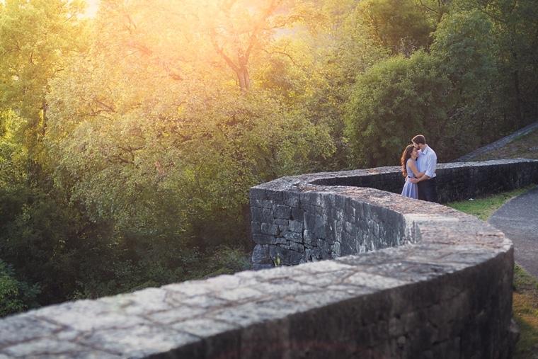 Sara e Francesco Servizio Fotografico Prematrimoniale a Monrupino