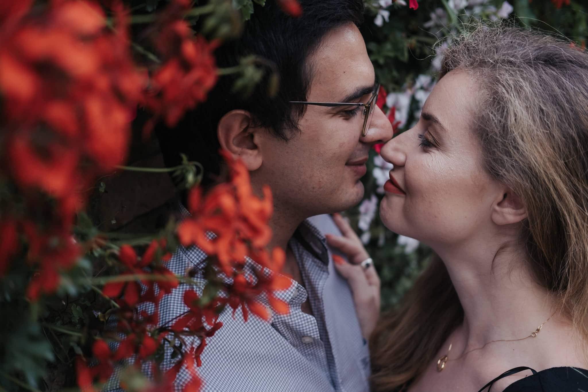 Servizio fotografico prematrimoniale coppia grado 00010