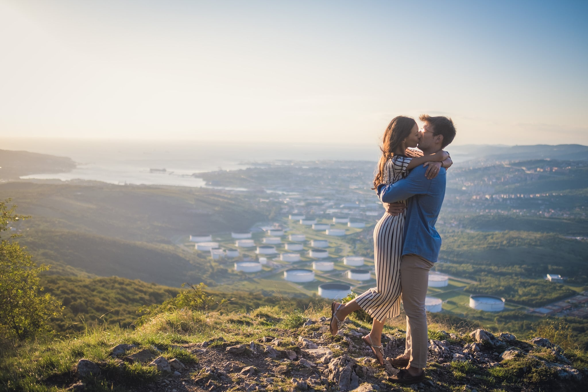 servizio fidanzati san servolo socerb fotografie matrimonio