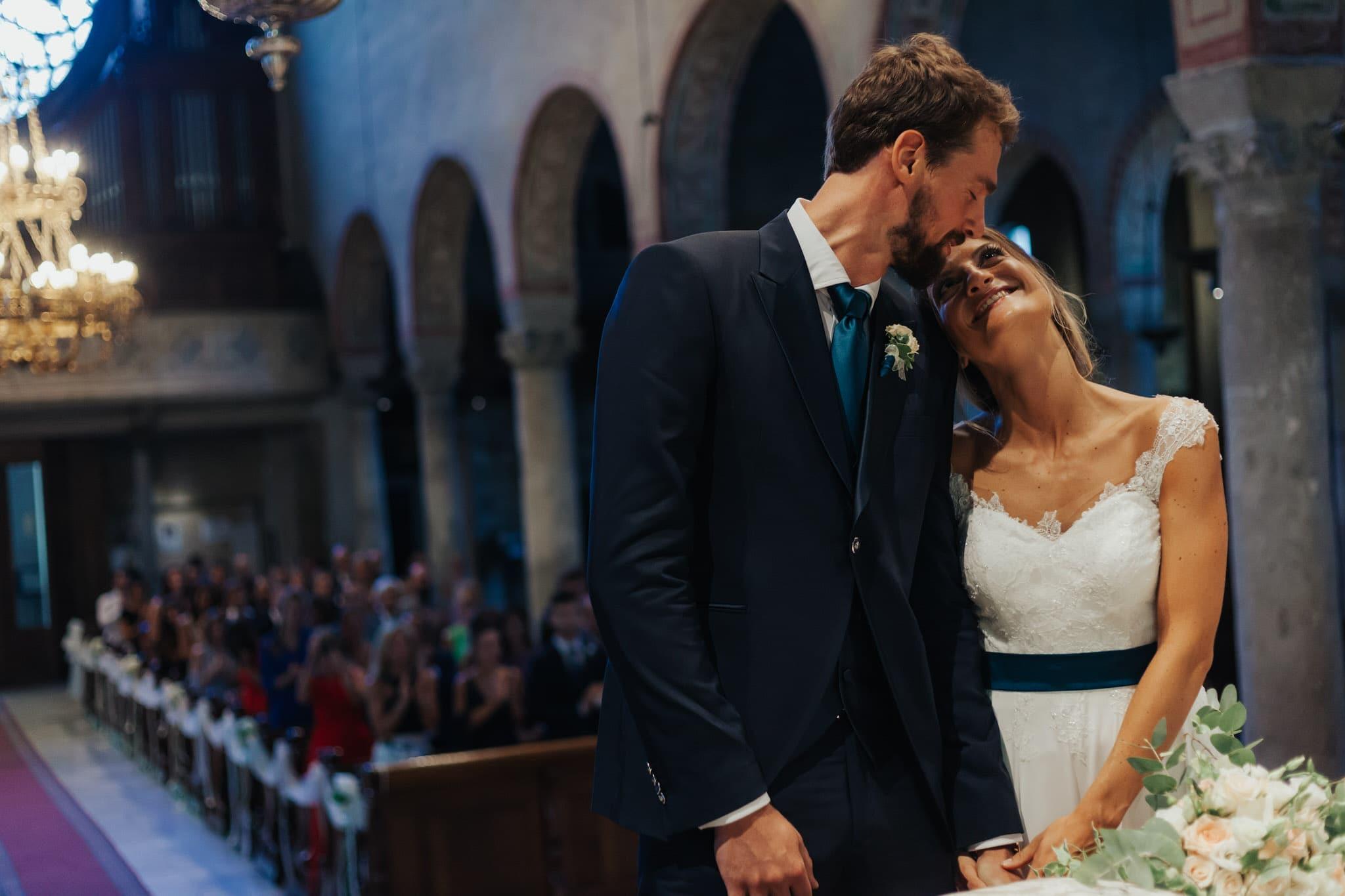 fotografo matrimonio cattedrale san giusto trieste ristorante castel zemono