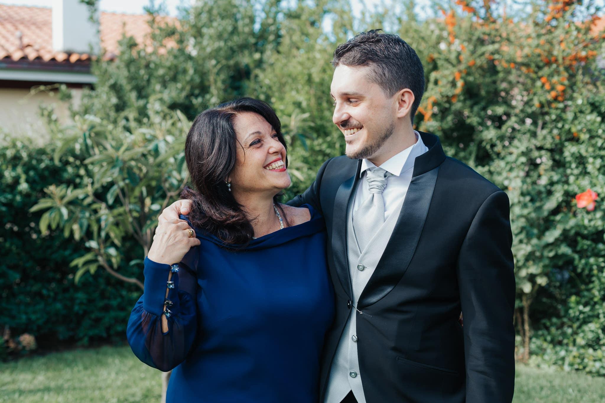 fotografo matrimonio comune muggia chiesa villa attems gorizia