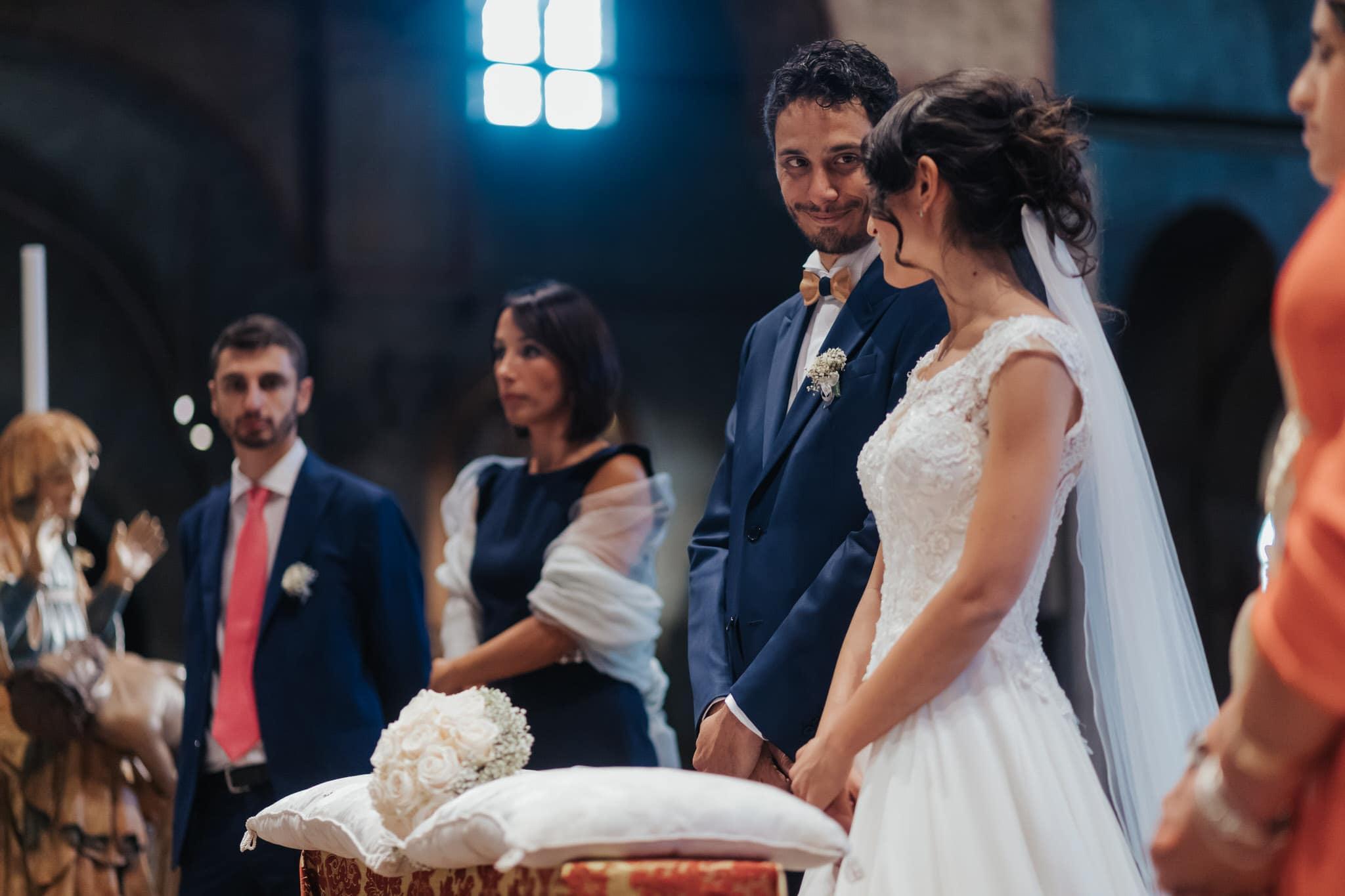 fotografo matrimonio trieste chiesa san giusto zemono