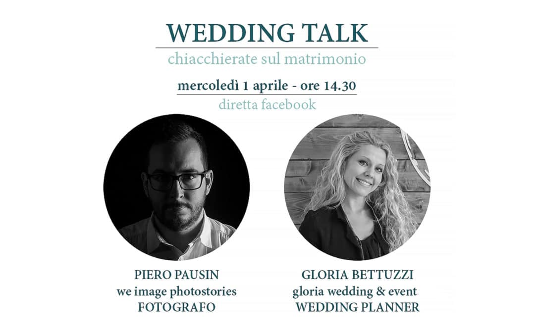 Wedding Talk – Gloria Wedding Planner &Event