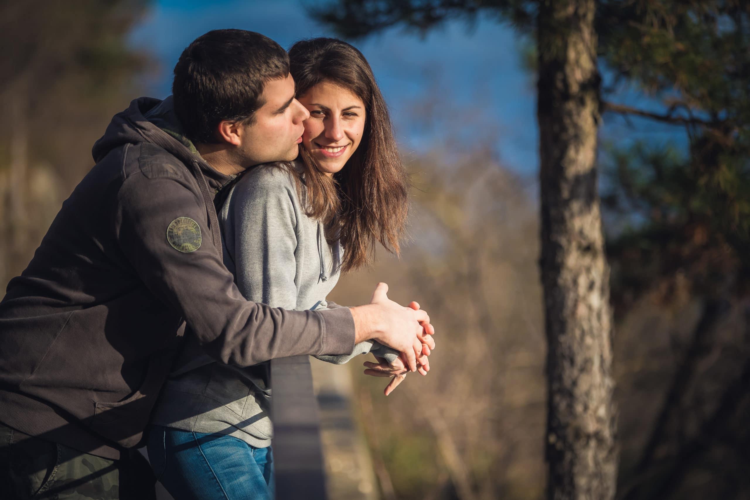 servizio fotografico fidanzati napoleonica trieste