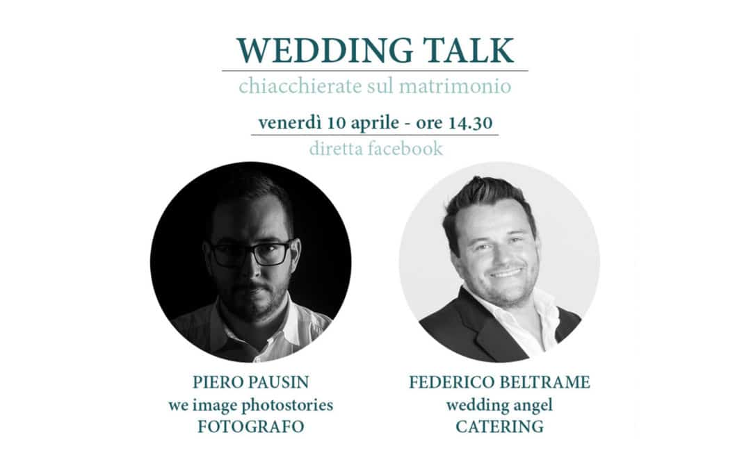 Wedding Talk – Federico Beltrame