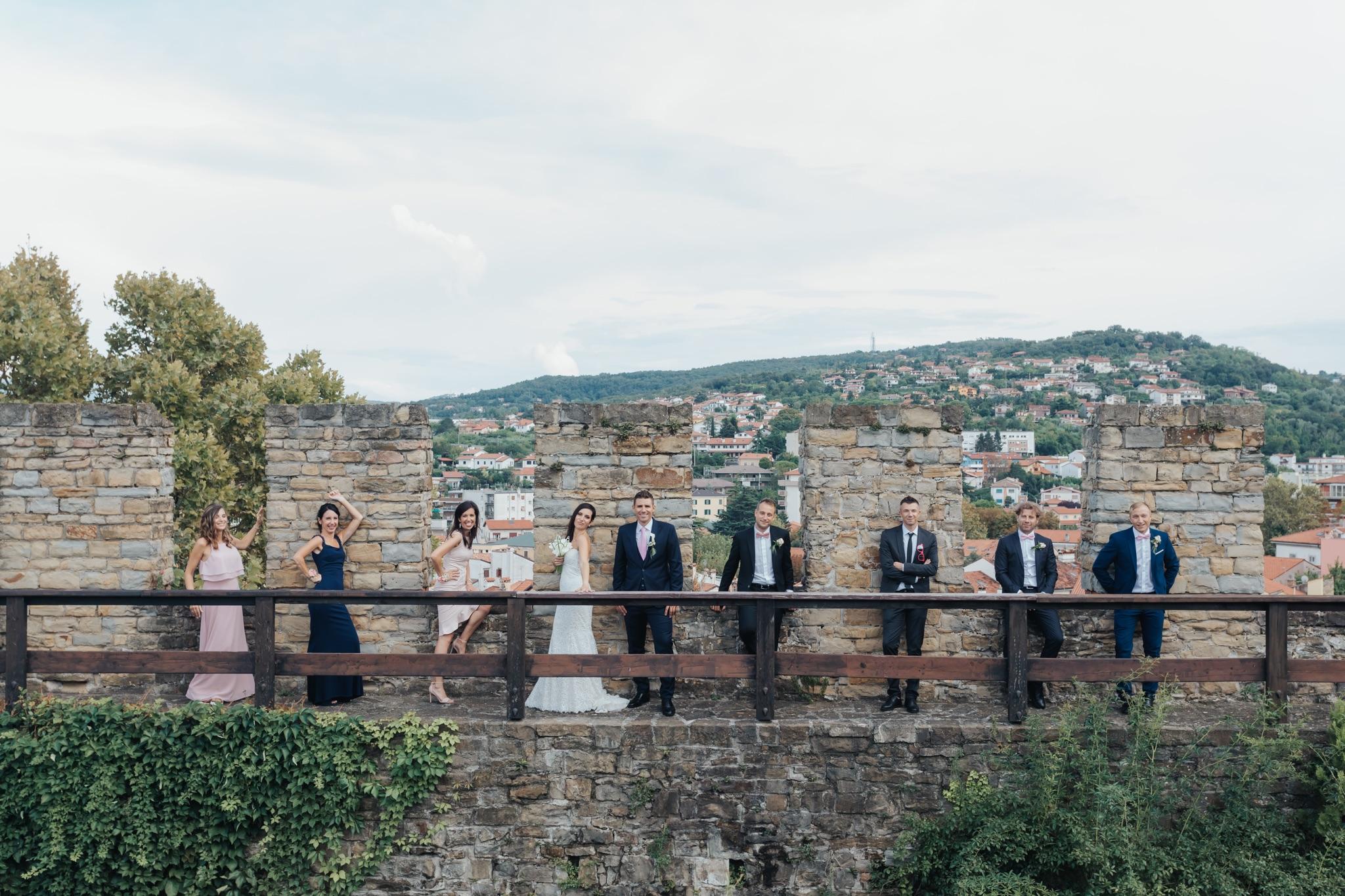 foto matrimonio muggia