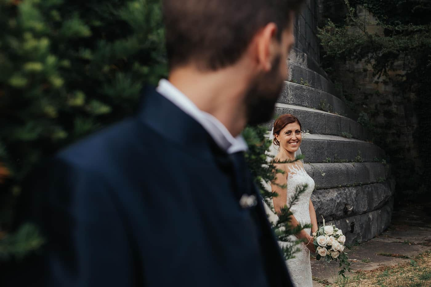 foto posa matrimonio