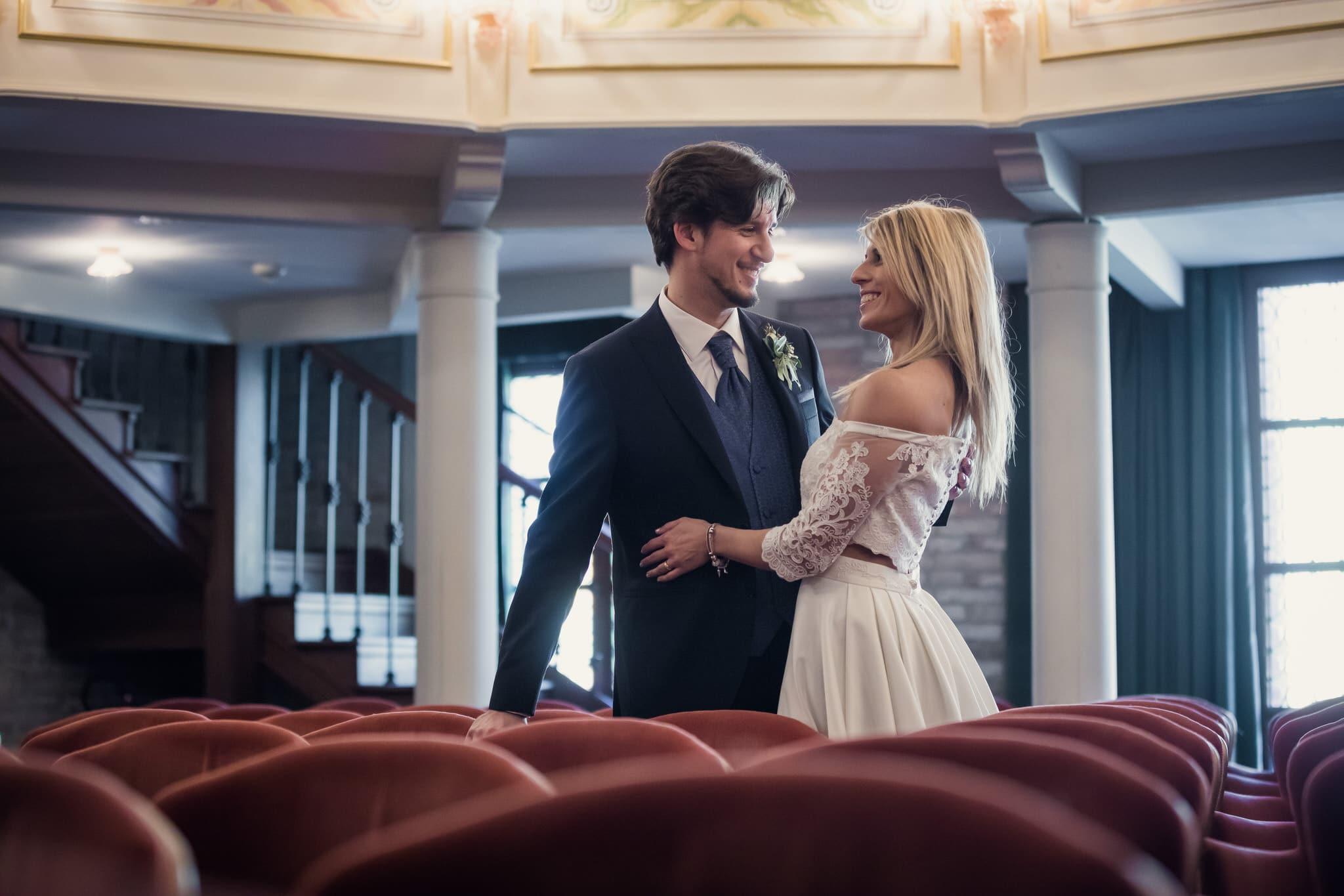 fotografo matrimonio pordenone san vito al tagliamento teatro arrigoni