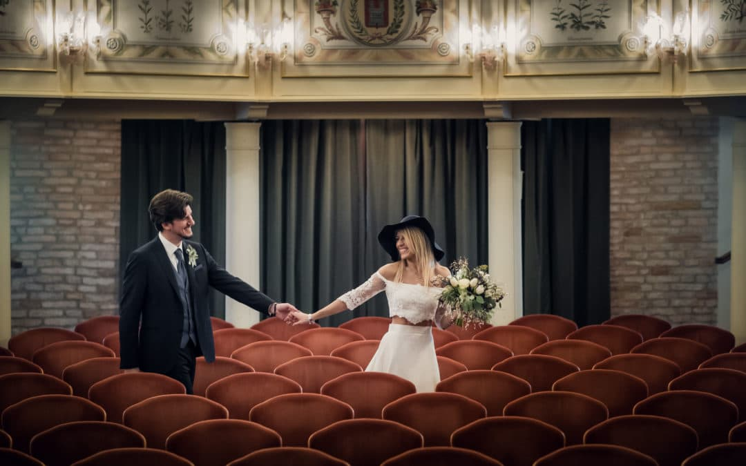R+A – Matrimonio a Pordenone