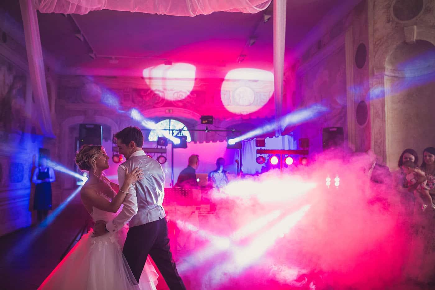 party balli matrimonio