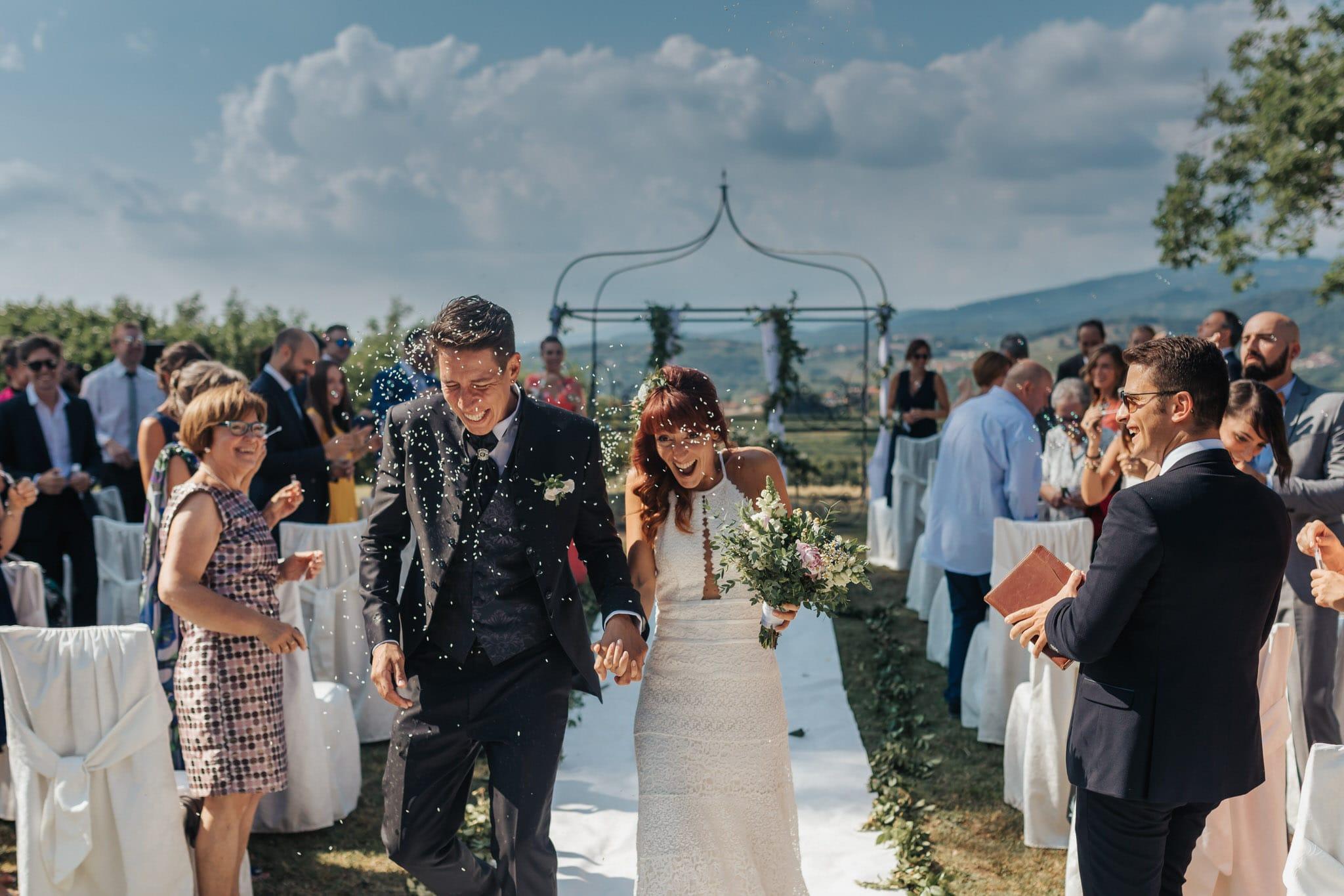 sposarsi all aperto organizzazione matrimonio