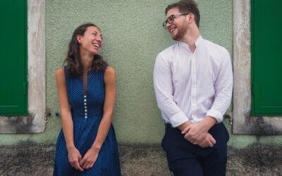 Giuditta e Davide – Foto Prematrimoniali a Contovello