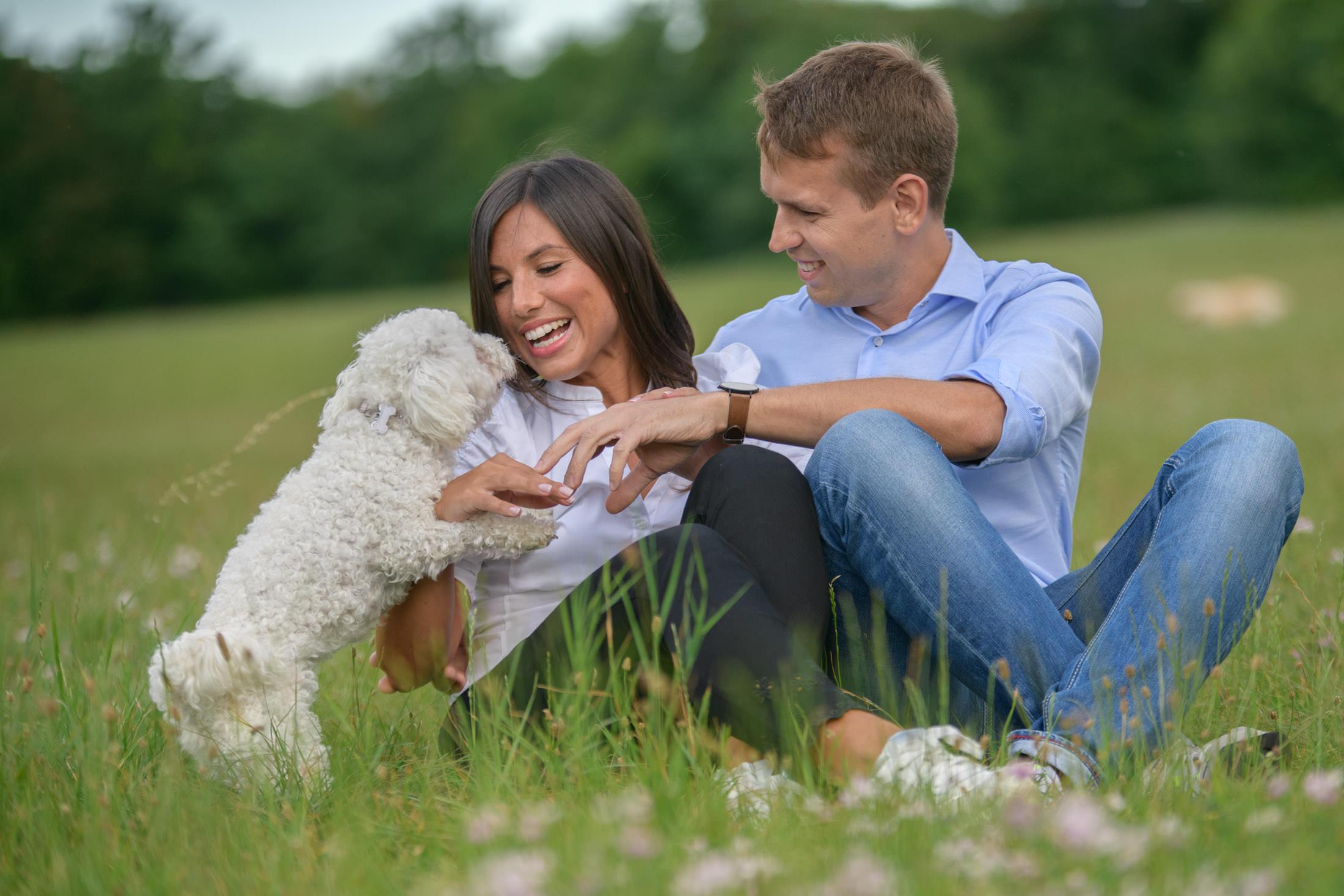 foto fidanzati grignano