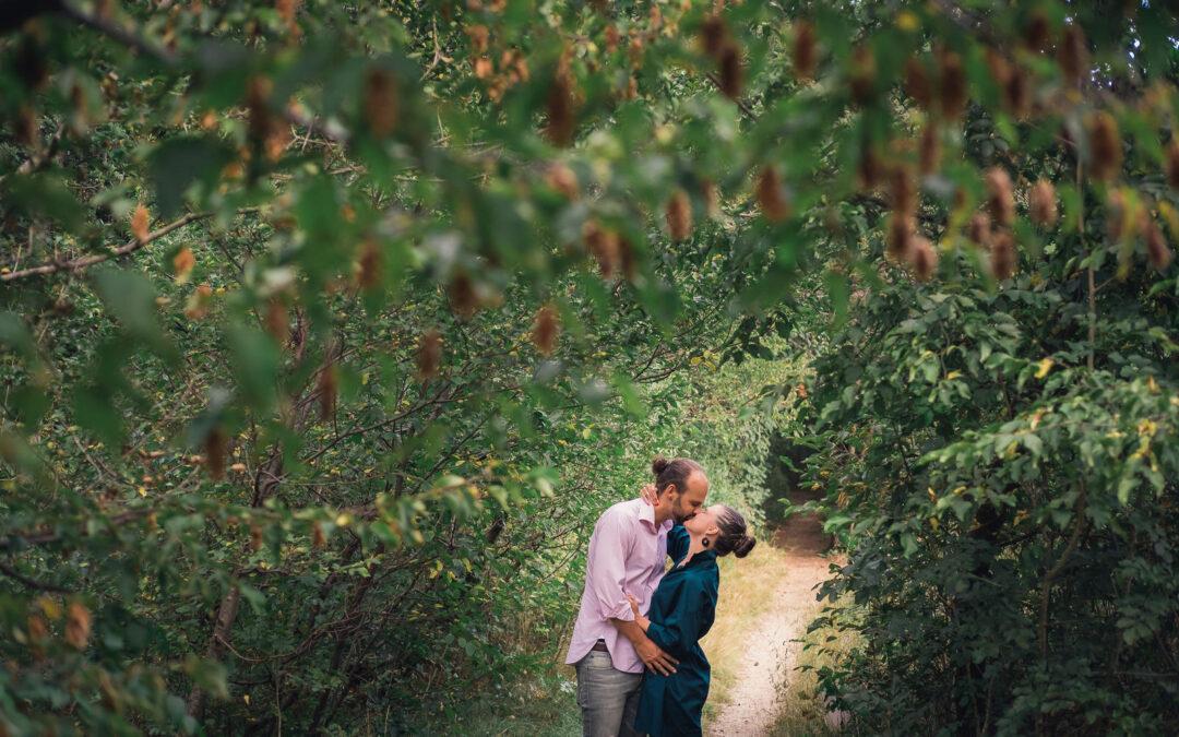 V+F – Foto di coppia in Carso