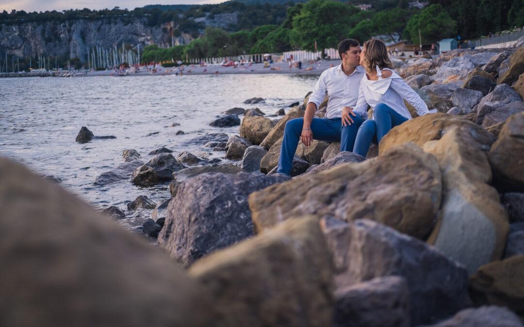 L+L – Foto di Coppia a Portopiccolo
