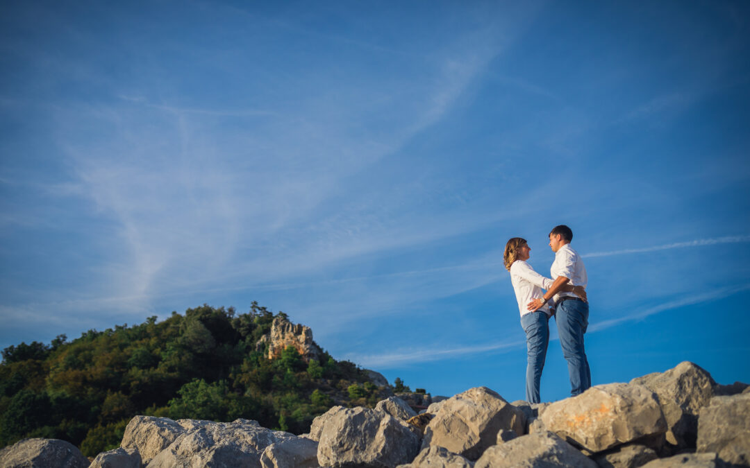L+L – Engagement session a Portopiccolo