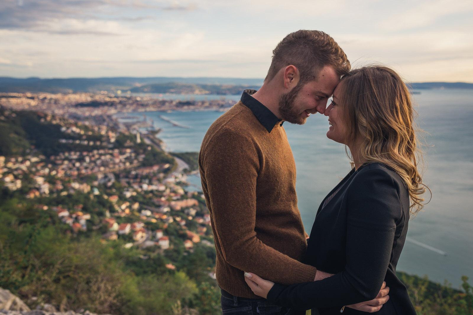 foto fidanzati monte grisa