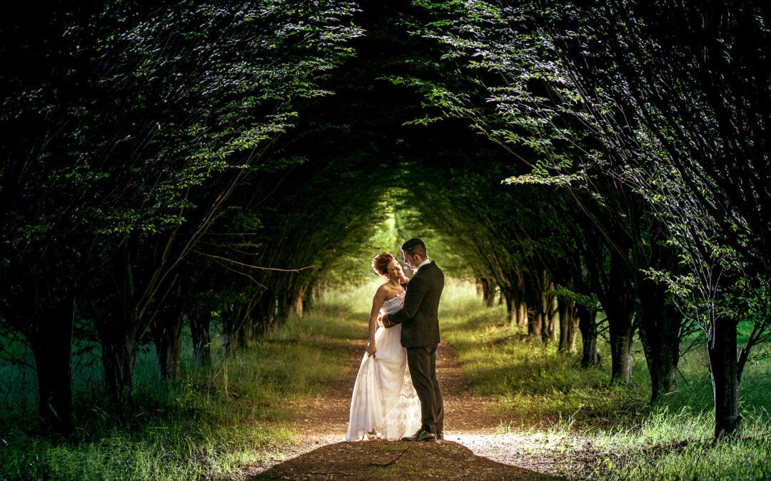 E+M – Fotografo di Matrimonio a Villa Iachia