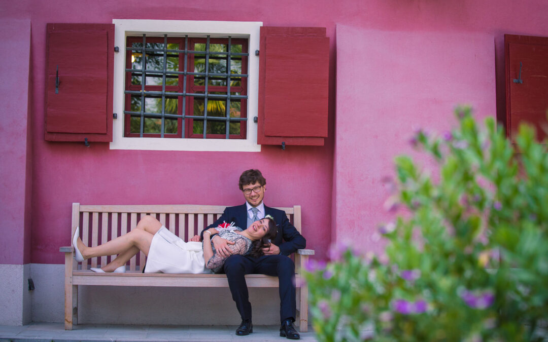 R+G – Fotografo di Matrimonio a Villa Iachia