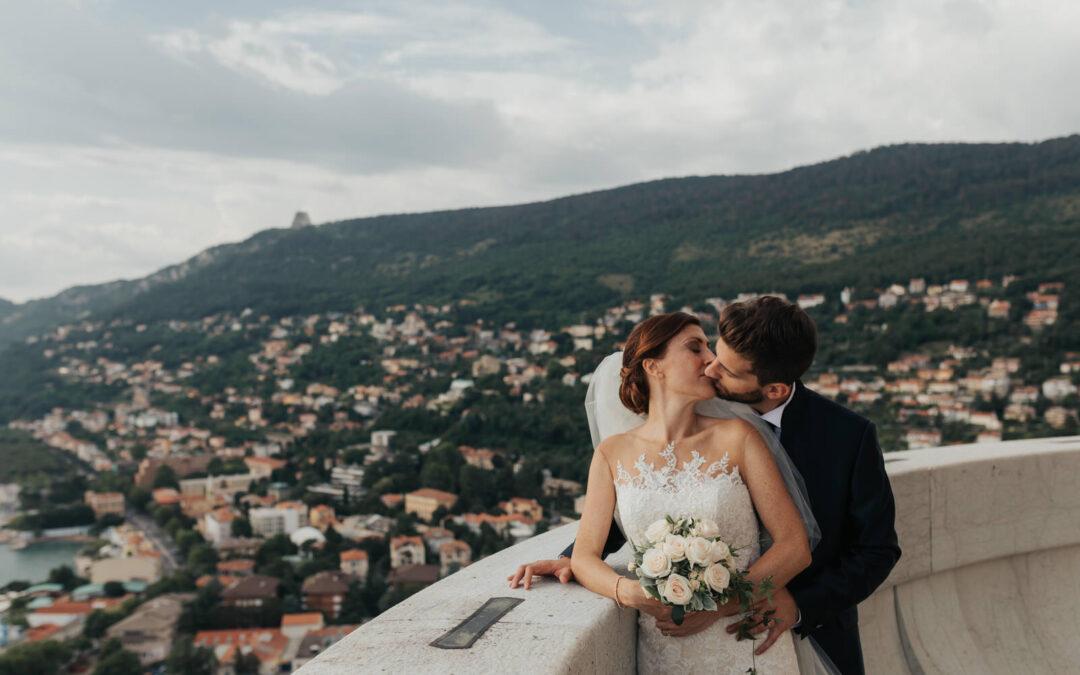 E+L – Fotografo Matrimonio Trieste