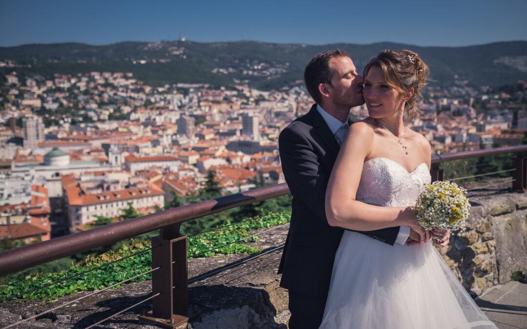 F+S – Matrimonio in Castello di San Giusto