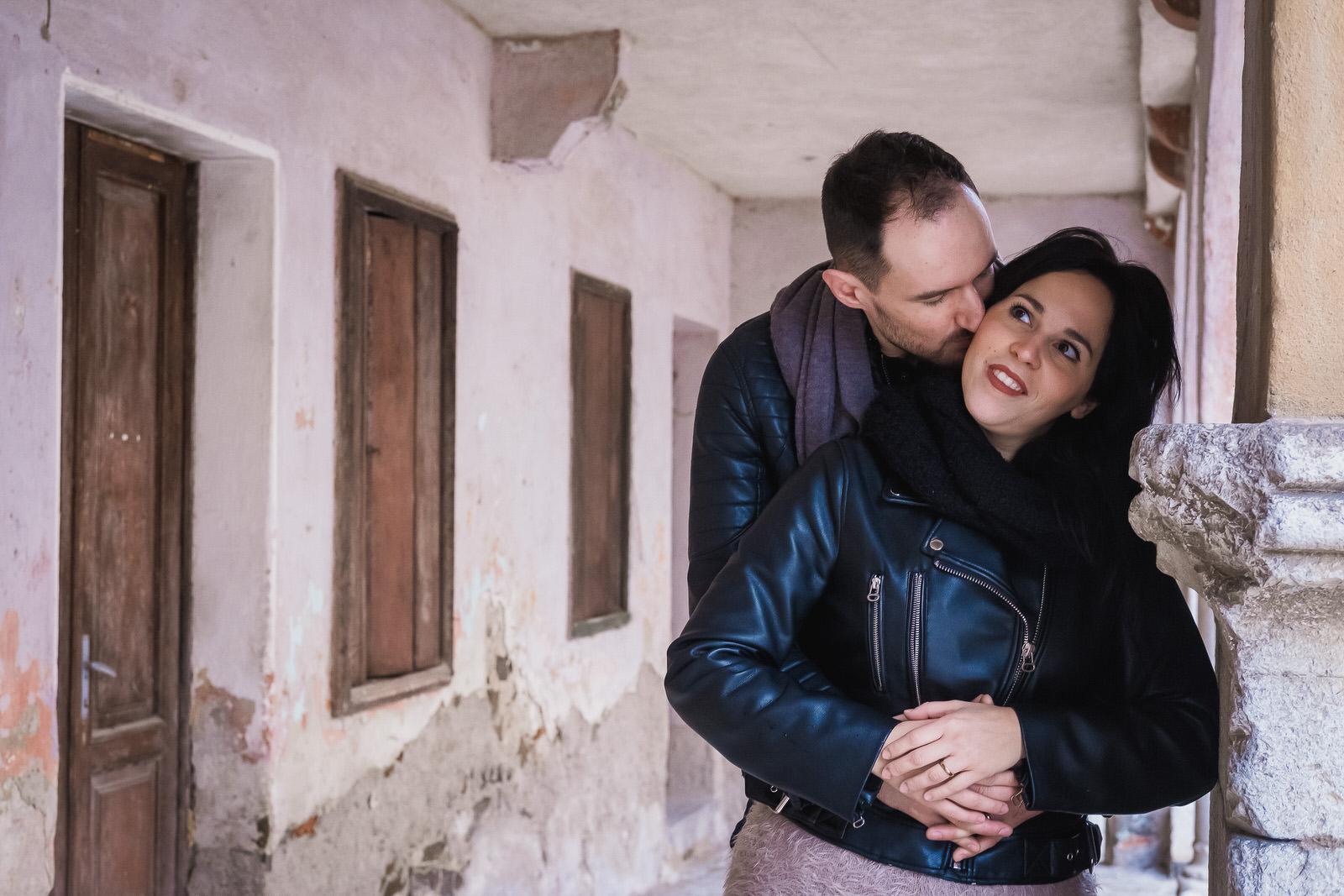 servizio fotografico prematrimoniale gorizia
