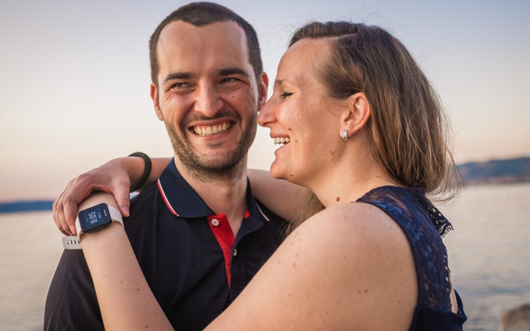 F+G – Servizio fotografico prematrimoniale a Muggia