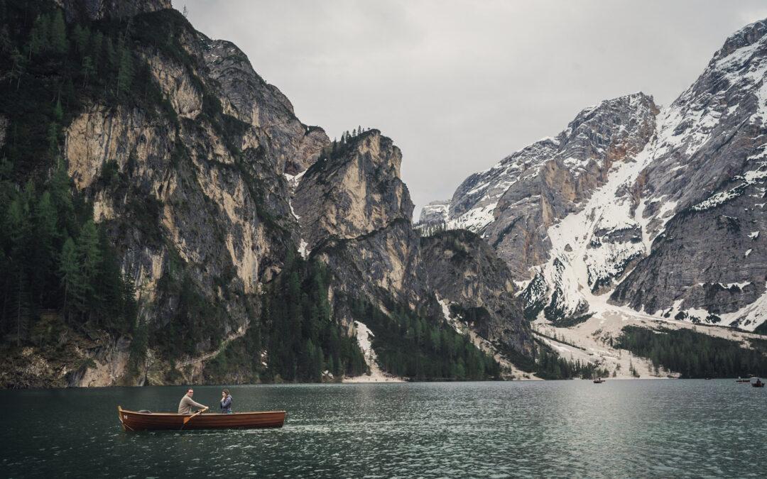 M+M – Prematrimoniali sul Lago di Braies