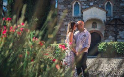 N+M – Foto fidanzati in Castello di Gorizia