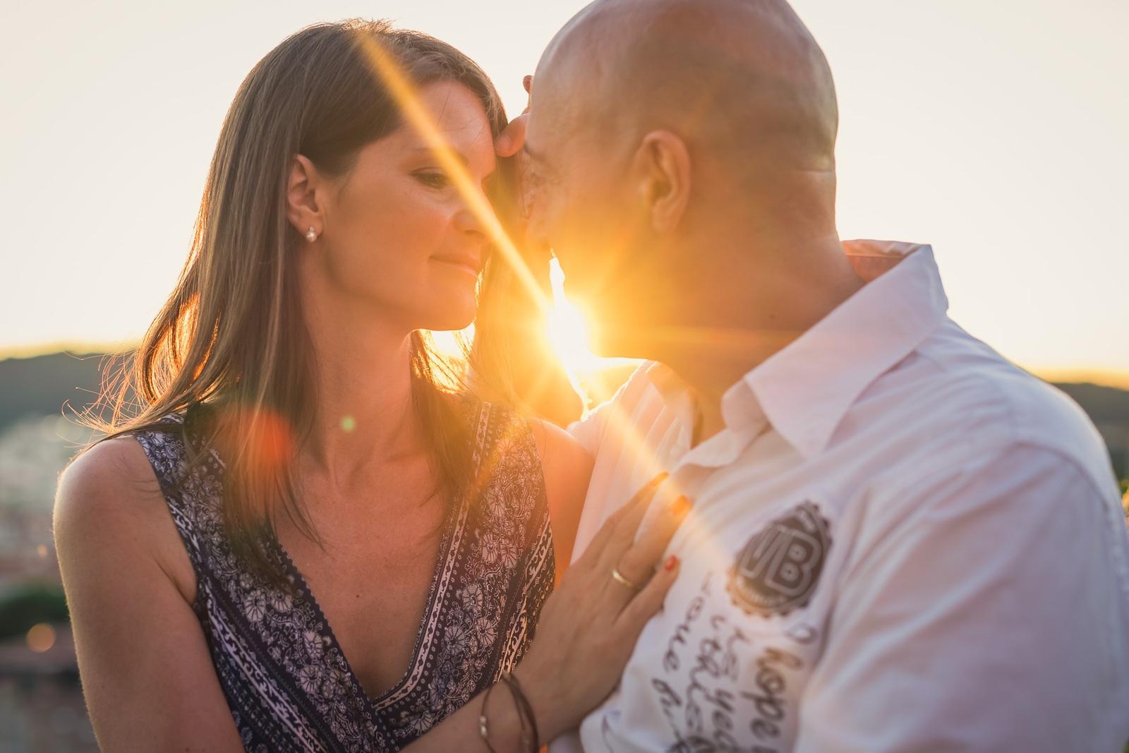 foto coppia fidanzati castello gorizia