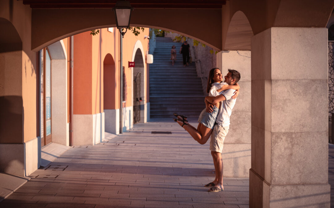 A+G – Engagement Session a Sistiana